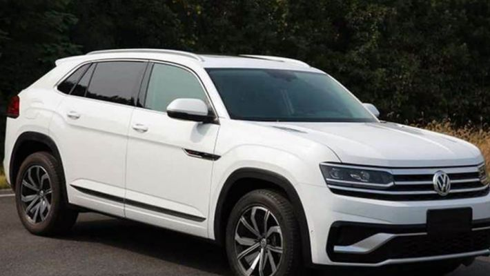 Volkswagen Atlas Cross Sport aparece em definitivo na China.
